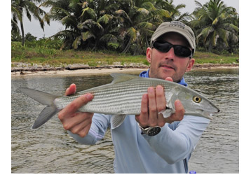 Belize Flyfishing