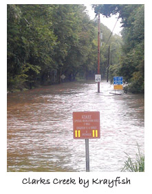 Clarks Creek Flood