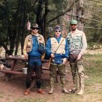 3 Guys you don't want to meet streamside