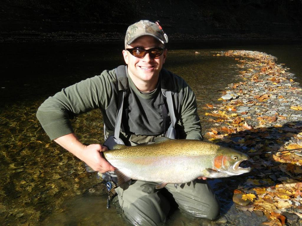 10lb Male Steelhead