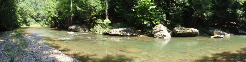 Muddy Creek Panorama 3