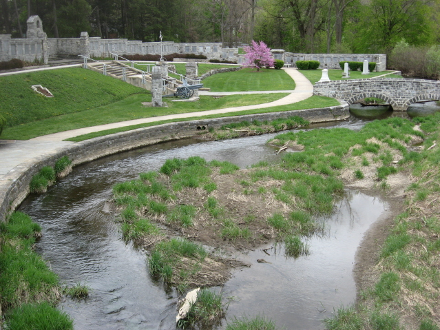 Spring Creek at Boalsburg