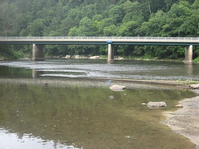 Clarion River - Summer 14