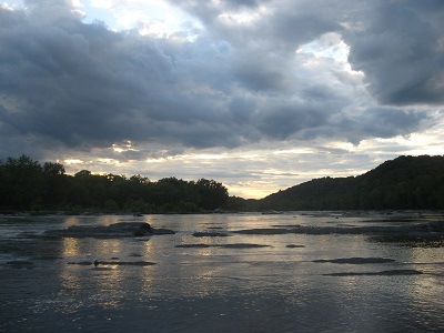 Evening at Harper's Ferry