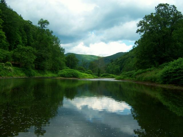 Pine Creek Tioga County - Majestic!