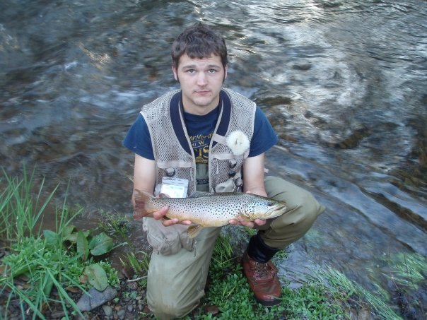 """Potter county wild brown...19"""""""