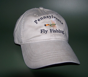 Pennsylvania Fly Fishing Hats Going Quickly - On Sale!!