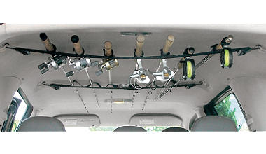 Boat Buckle Rod Bunk Deluxe