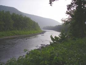 Sinnemahoning creek