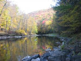 Penns Creek in October