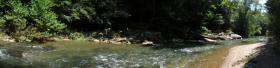 Muddy Creek Panorama 4