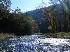Penns Creek Scenery