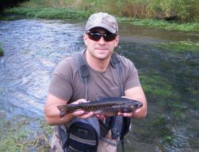Wild Brook Trout!!!