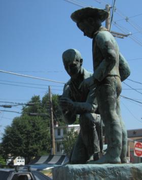 Memorial in Thurmont