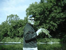 Potomac Smallmouth