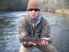 Penns Creek Wild Brown