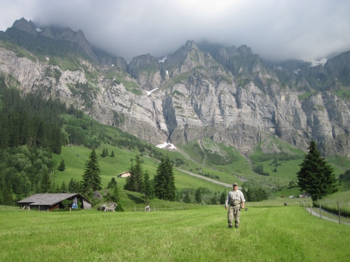fly fishing switzerland